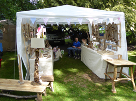Stall in Rotary Gardens